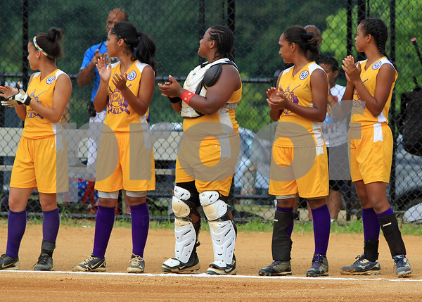 Kingsbridge City Divas vs Willingsboro Jemz Girls Softball