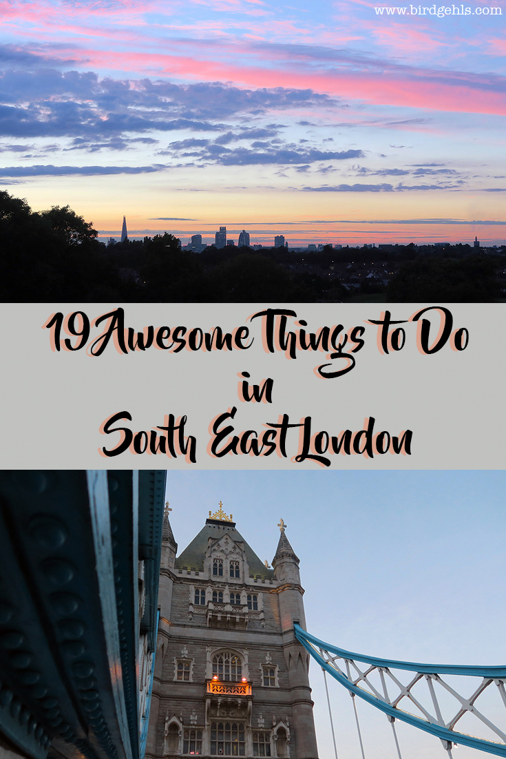 Visiting the UK's capital? Forget the north of the river, head south and turn left. Here's what you can get up to when visiting South East London, the most underrated part of the city.