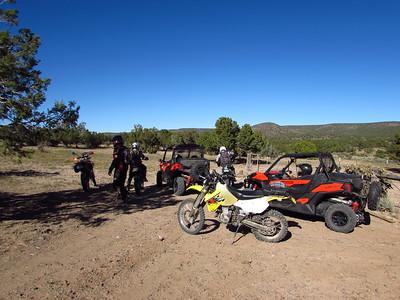 Caja del Rio DS Ride  11-5-18