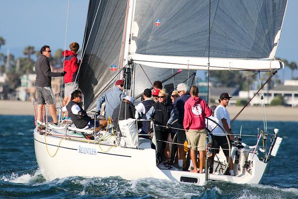 Starts and Sailing