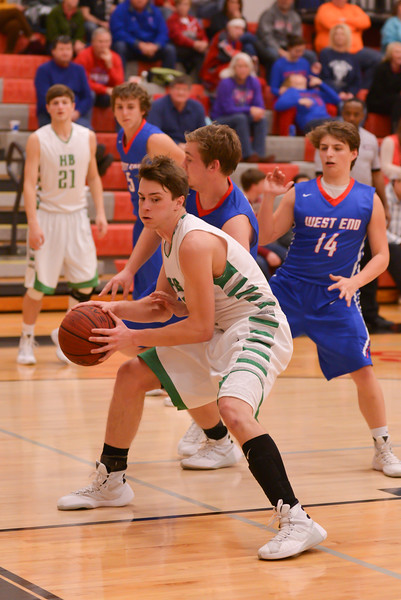 Hokes Bluff v. West End, January 18, 2016