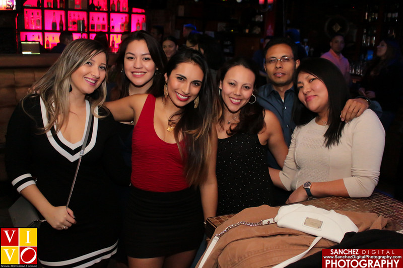 Vivo Lounge Latin Thursdays 1-7-16