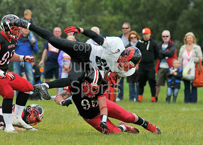 East Kilbride Pirates v Lancashire Wolverines