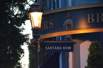 Santana Row - San Jose, California