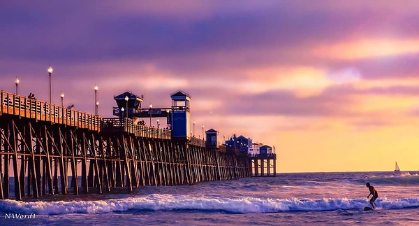 Oceanside Pier/Grunion Run