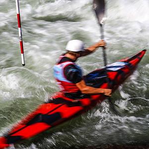 ICF Canoe Kayak Slalom World Cup Liptovsky Mikulas 2015