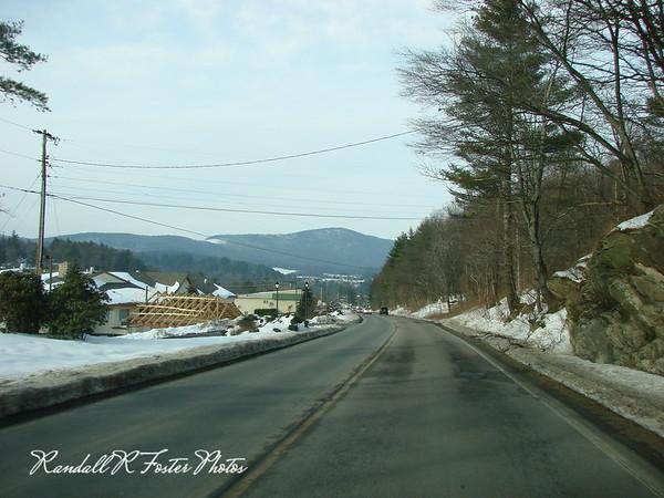 Christmas in Beech Mountain, NC