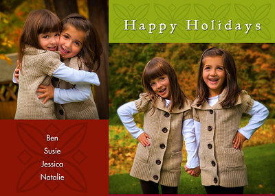 DiMichele Holiday Cards