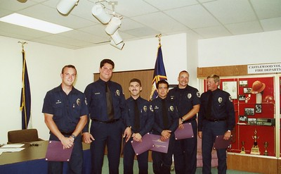 Engineer Promotions - Summer 2000