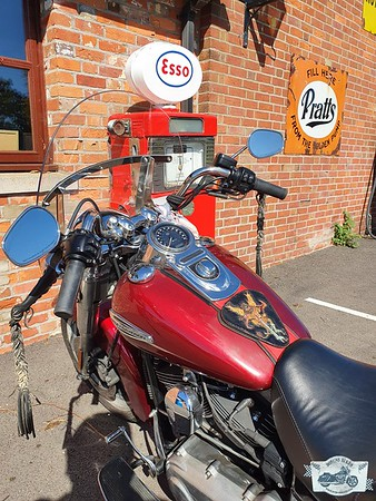 Sammy Miller Japanese Ride in