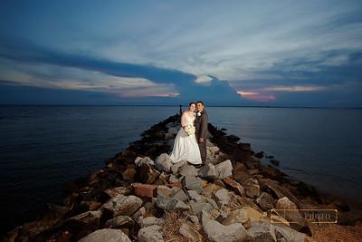 Allison + Michael - Silver Swan Bayside: 5.29.15