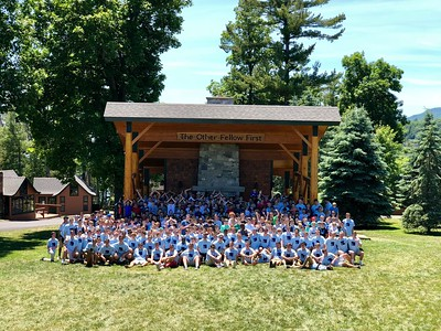 2018 Camp Dudley Summer