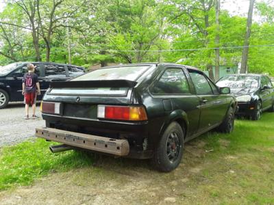 1982 Volkswagen Scirocco Schenectady NY