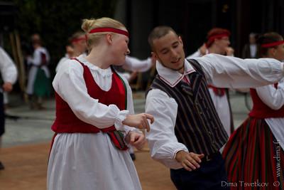 5.8. Tanska 6 Folkloreshow in Frederica