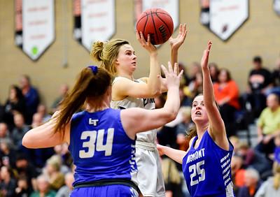 Photos: Longmont Vs. Erie Girls Basketball 2/28/20