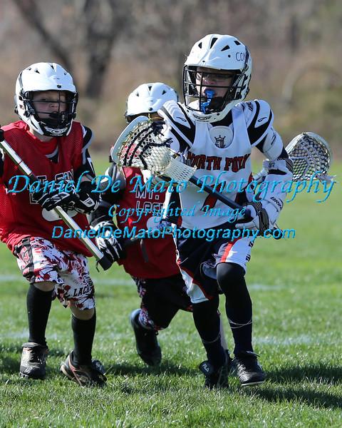 North Fork Lacrosse vs Mt. Sinai 4-14-13