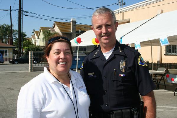 Feria de Salud/Health Fair 2008