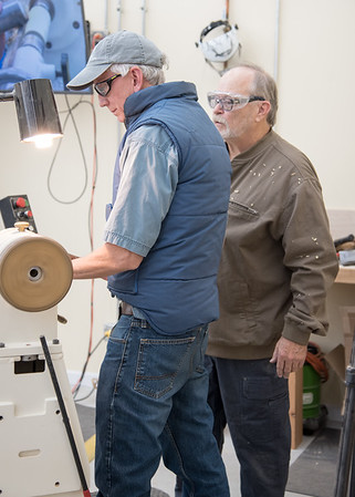 Woodturning with Alan Lacer Fall 2018