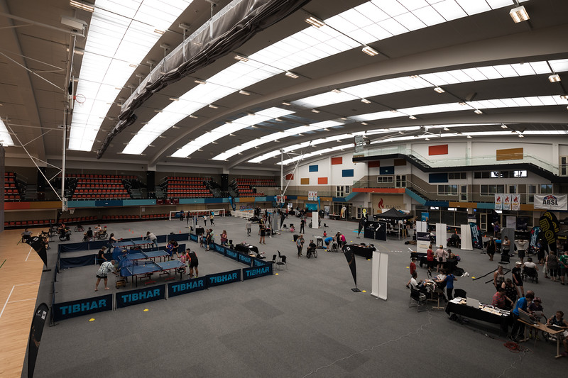 Paralympics NZ Open Day