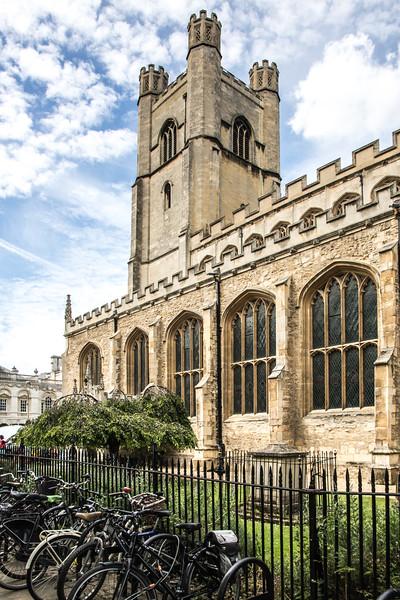 Cambridge, Great St. Mary