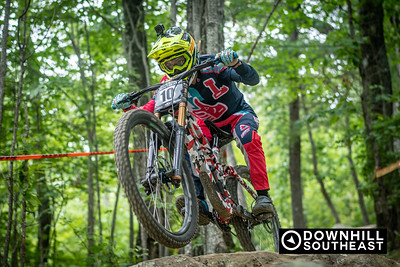 2020 Downhill Southeast - Windrock Race 2 Day 2