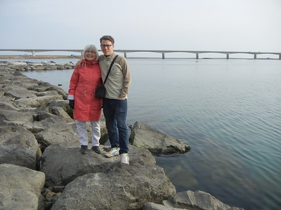 Mum and Dad visit Japan 2017