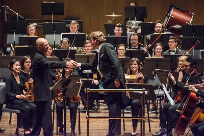 The Rite of Spring and Prokofiev's Second Violin Concerto