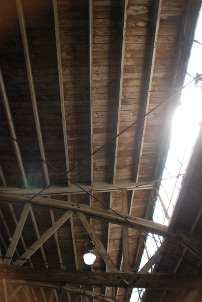 2010, Roof