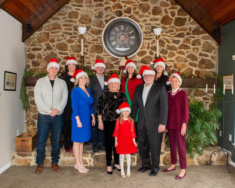 Ferranto Family Christmas Photos