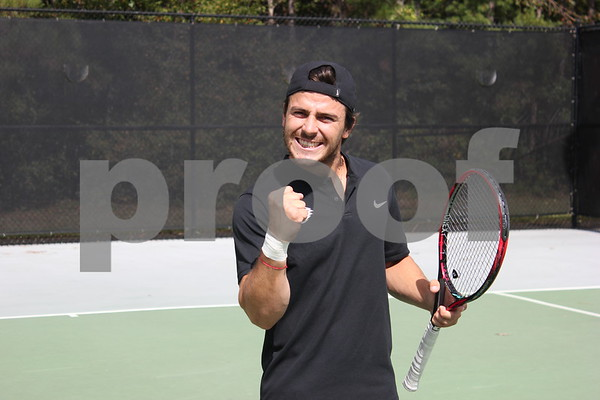 2018 Georgia Gwinnett College Tennis Fall Individual National Championship Photo Shoot