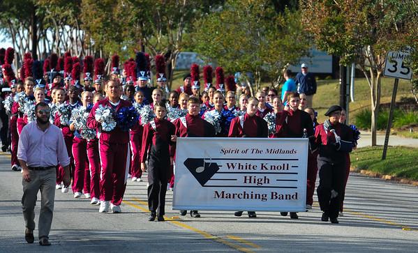 Lexington Veteran's Day Parade November 6, 2016