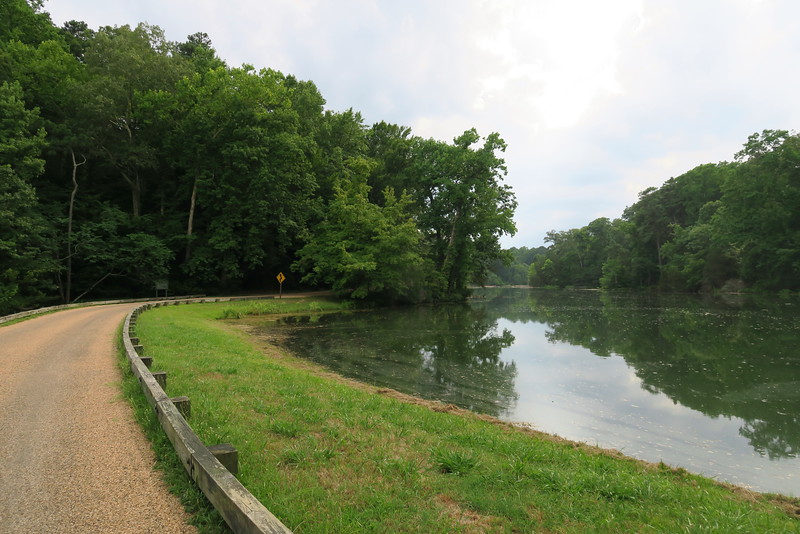 Wormley Creek Crossing -- October 5, 1781