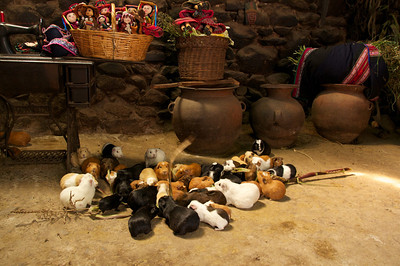 Ollantaytambo Sacred Valley