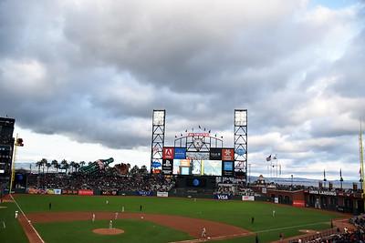 SF Giants vs Cincinnati Reds 5.15.2018