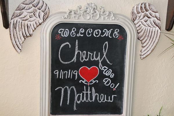 Matthew and Cheryl Ibbotson