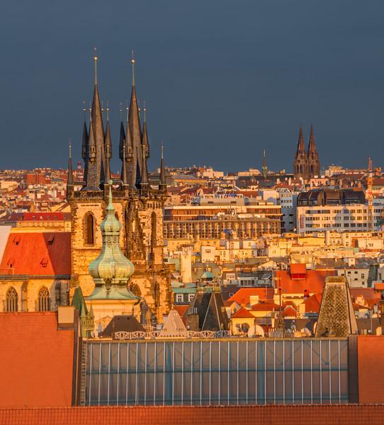 A Rare Photo from Prague