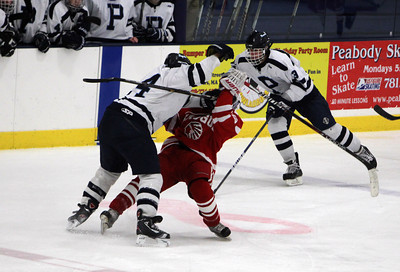 Peabody vs. Saugus Boy's Hockey