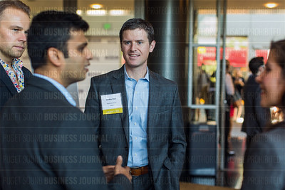 The Puget Sound Business Journal's 2017 40 Under 40 Awards Luncheon at Benaroya Hall in Seattle, Wash.
