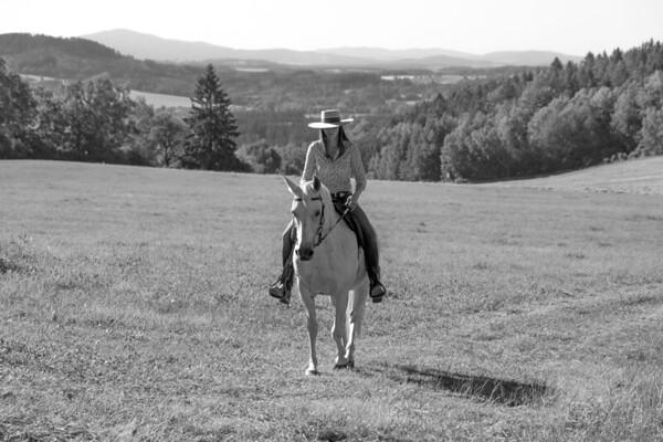 Lidé na koni