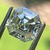 3.30ct Vintage Asscher Cit Diamond GIA J VS1 19