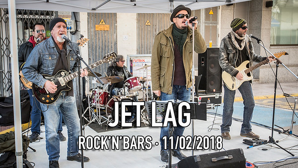 JET LAG - ROCK'N'BARS