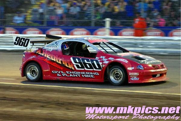 Saturday Wild Card Races, Ipswich Spedeweekend