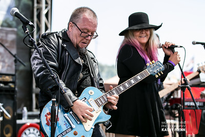 Robbie Rist with Reyes Torio