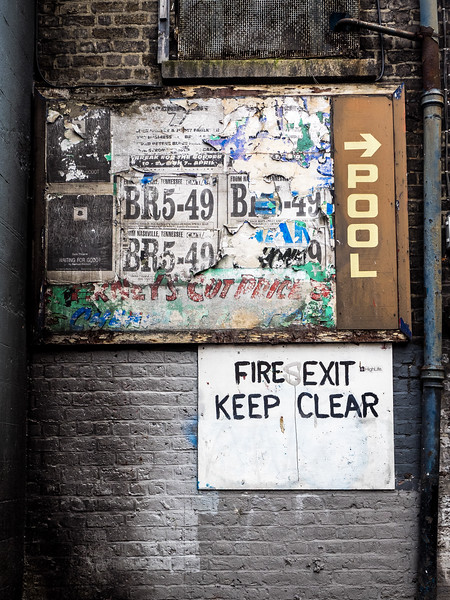 Fires Exit