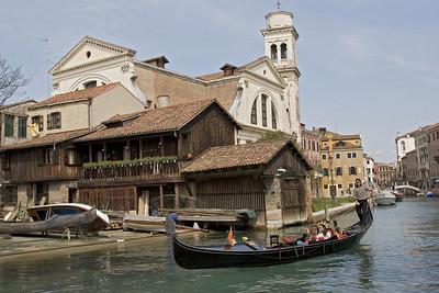 Venice  mid week