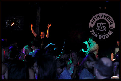 Groove Merchants at 5th Ave Tap Room 4-17-15