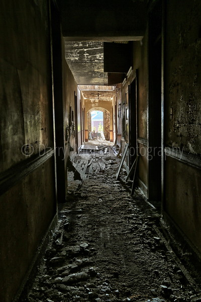 Abandoned Hospital for the Acute Insane