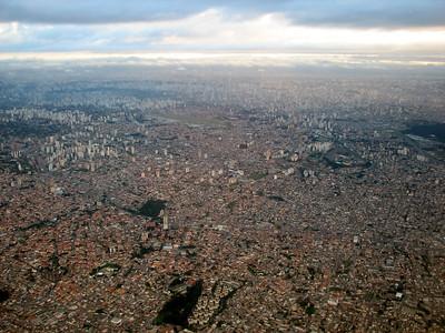 Sao Paulo, Brazil (Part II) Aerial-NOT MINE