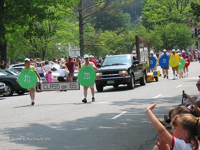 2005-06-14-WUHS Alumni Parade