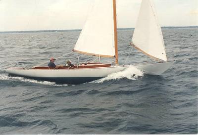 1996 Buzzard's Bay 25